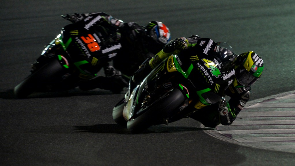 Pol Espargaro, Monster Yamaha Tech3 - Qatar MotoGP™ Test