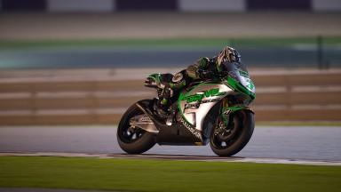 Hiroshi Aoyama, Drive M7 Aspar - Qatar MotoGP™ Test