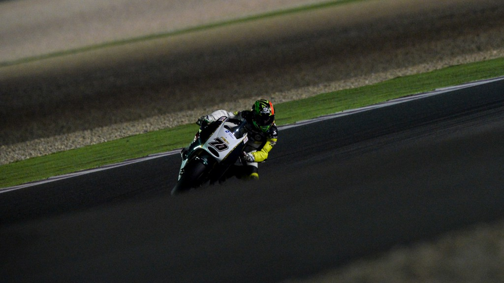 Michael Laverty, PBM - Qatar MotoGP™ Test