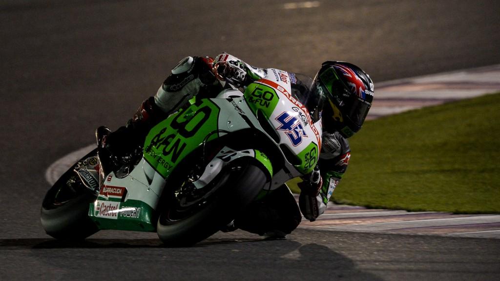 Scott Redding, GO&FUN Honda Gresini - Qatar MotoGP™ Test