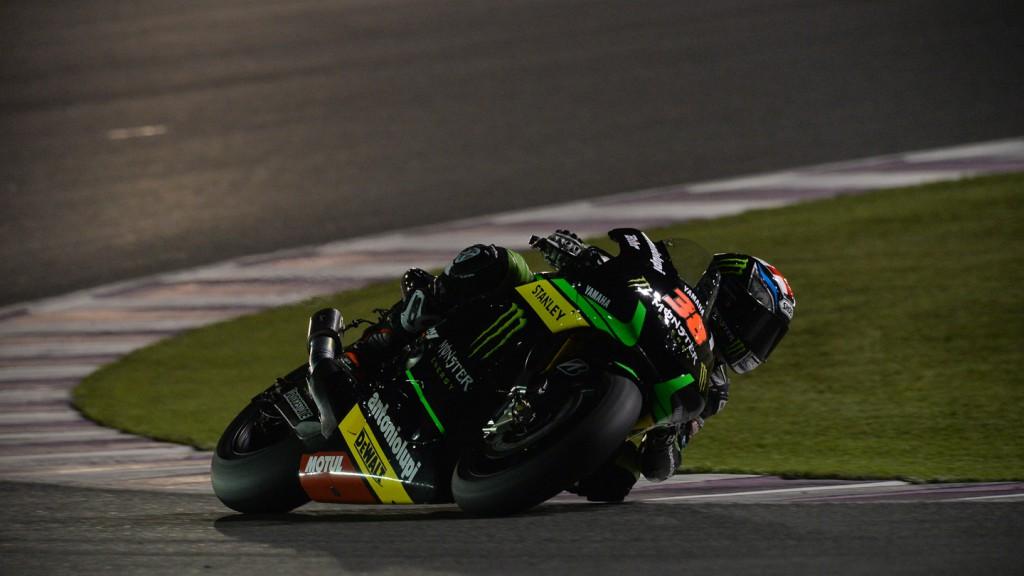 Bradley Smith, Monster Yamaha Tech 3 - Qatar MotoGP™ Test