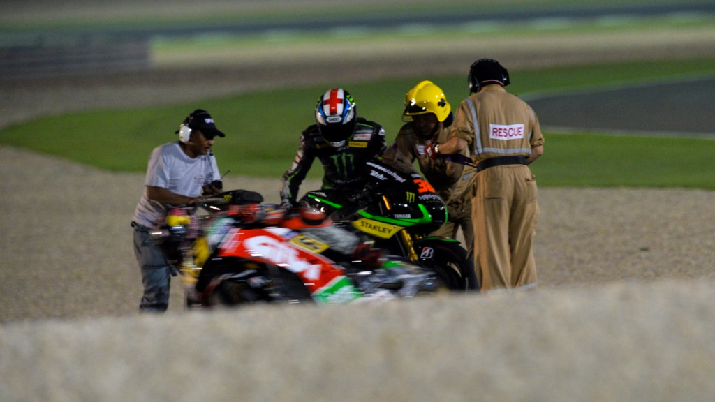 Bradley Smith, Monster Yamaha Tech 3 - Qatar MotoGP™ Test