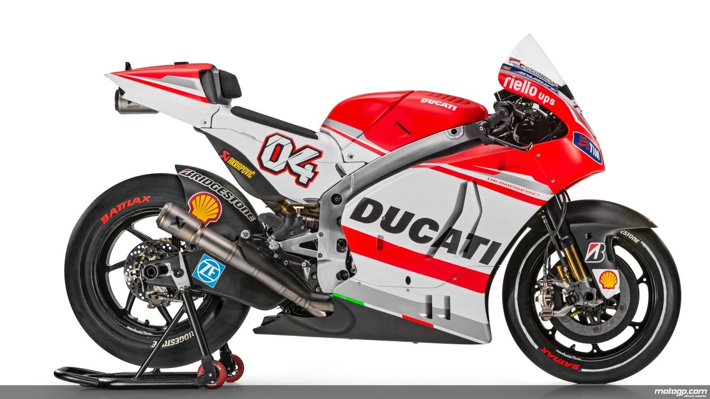 motogp.com · Ducati Team Presentation