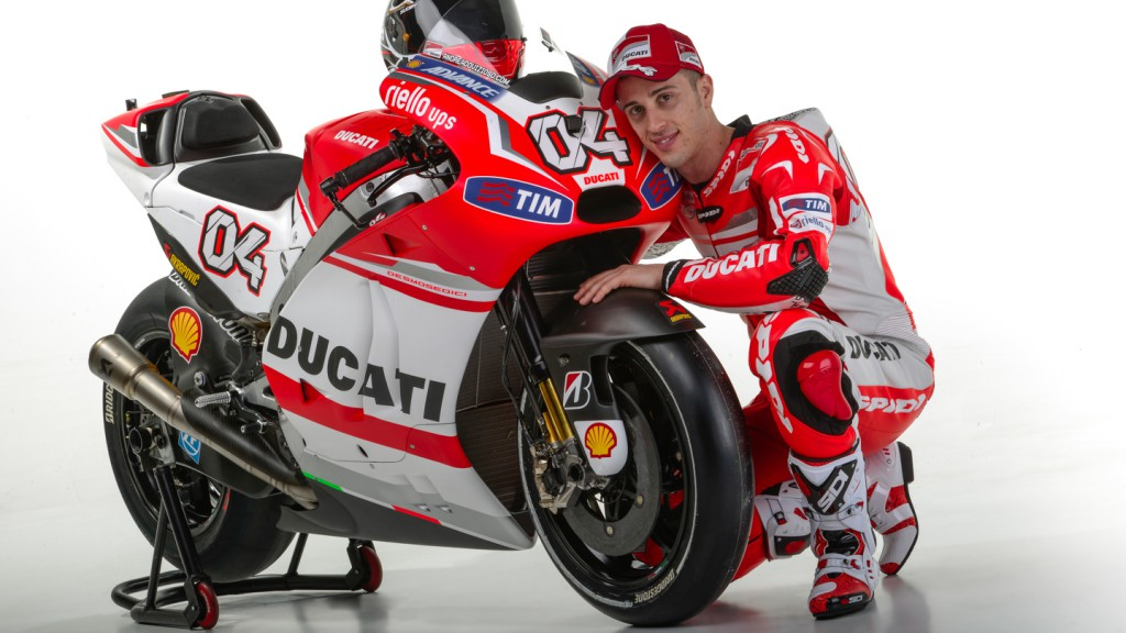 Ducati Team Presentation