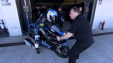 Highlights: Moto3™ Jerez Test 2 – Day 1