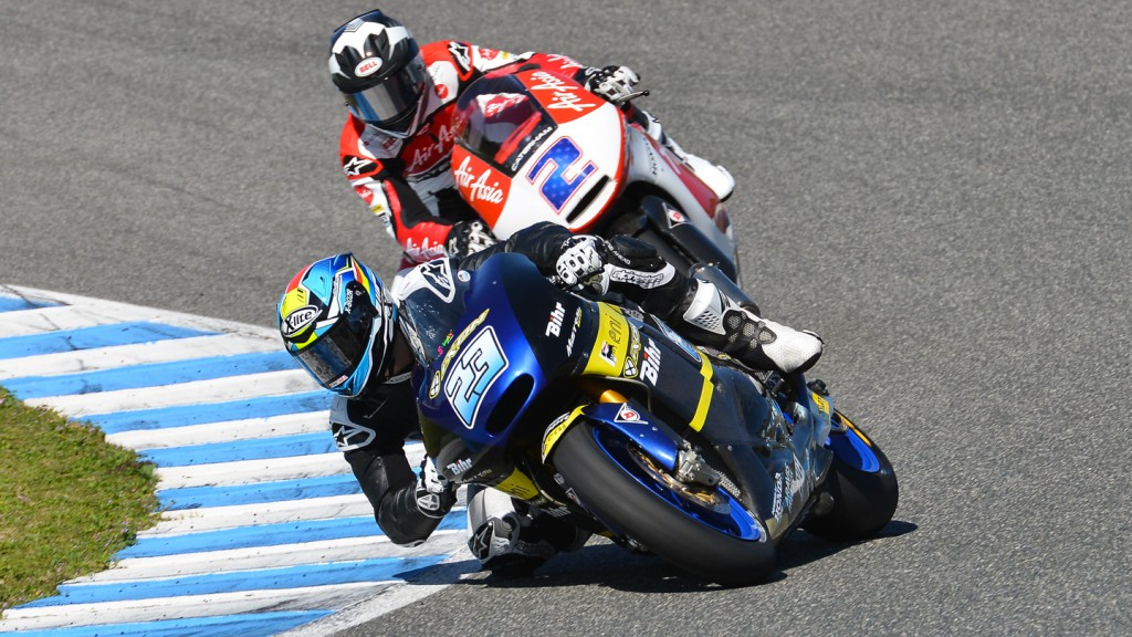 Marcel Schrotter, Tech 3, Jerez Test