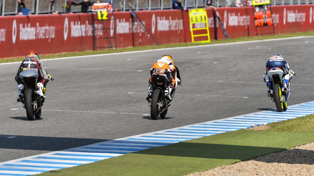 Moto 3, Jerez Test