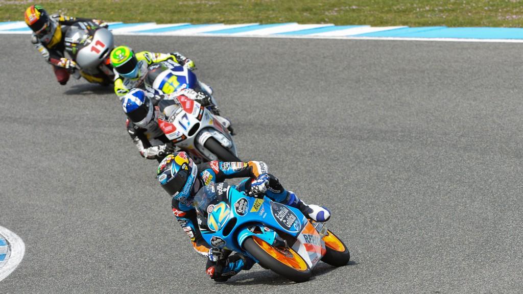 Moto3, Jerez Test