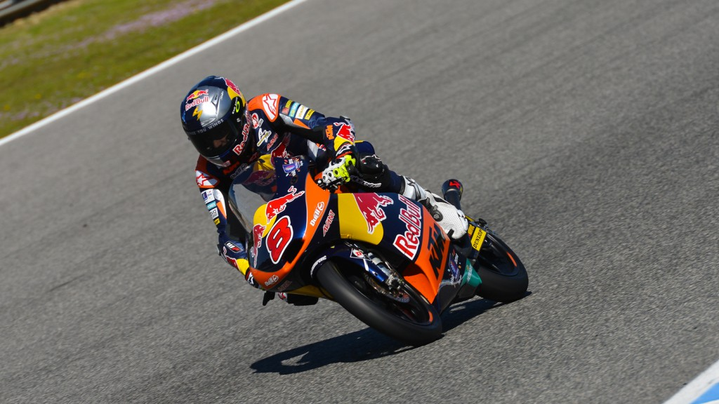 Jack Miller, Red Bull KTM Ajo, Jerez Test