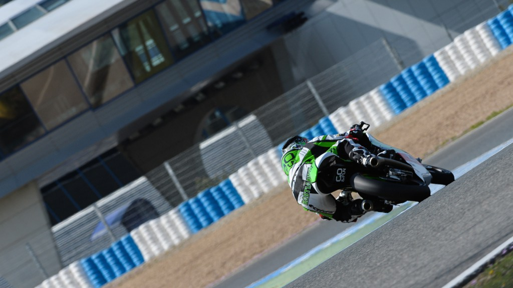 Enea Bastianini, Junior Team GO&FUN Moto3, Jerez Test