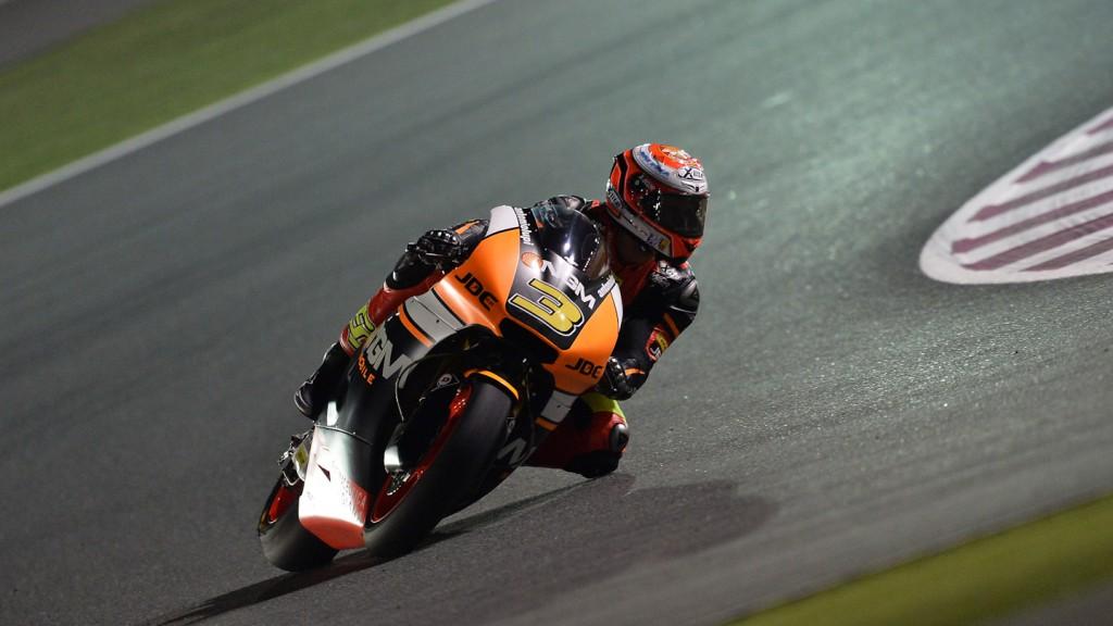 Simone Corsi, NGM Forward Racing, QAT FP2