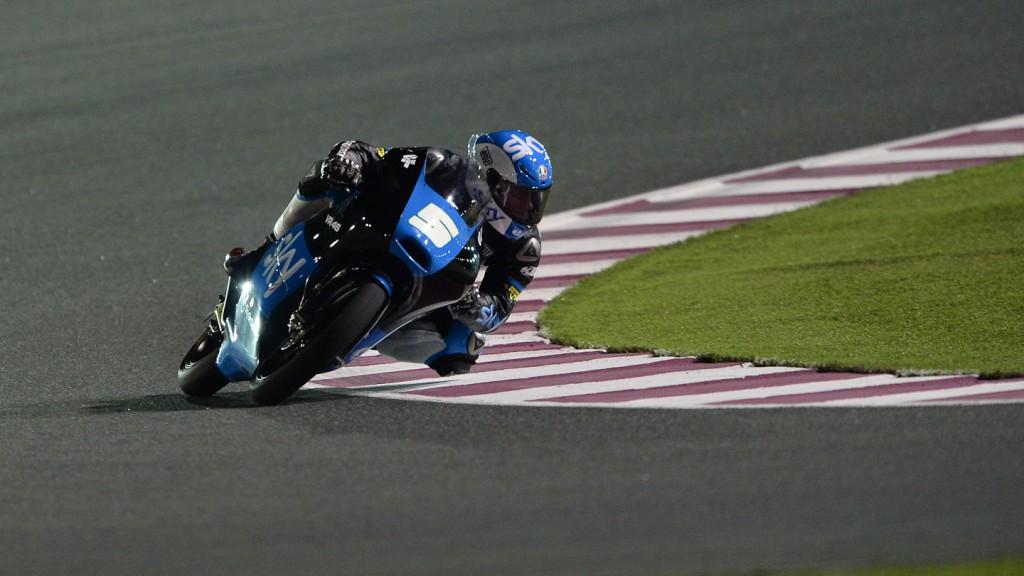 Romano Fenati, SKY Racing Team VR46, QAT