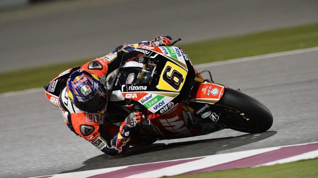 Stefan Bradl, LCR Honda MotoGP, QAT FP1