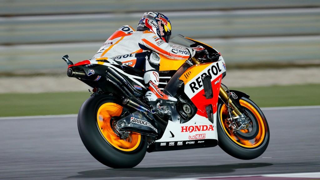 Dani Pedrosa, Repsol Honda Team, QAT FP1