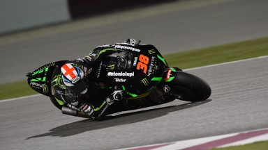 Bradley Smith, Monster Yamah Tech 3, QAT FP1