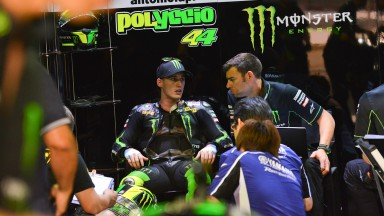 Pol Espargaro, Monster Yamaha Tech 3, QAT FP1
