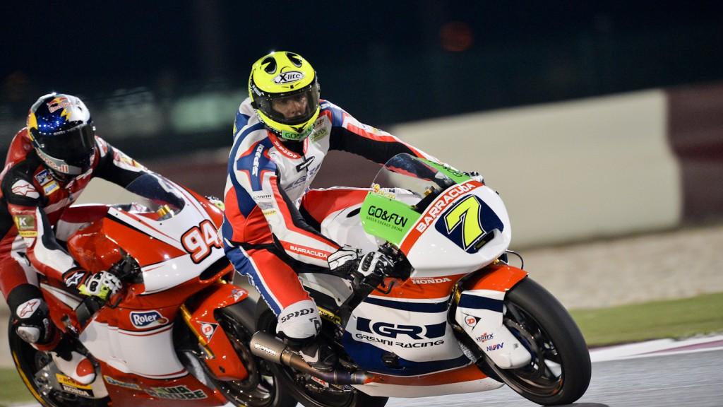 Lorenzo Baldassarri, Gresini Moto2, QAT FP2