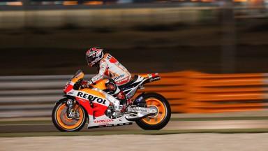 Marc Marquez, Repsol Honda Team, QAT FP1