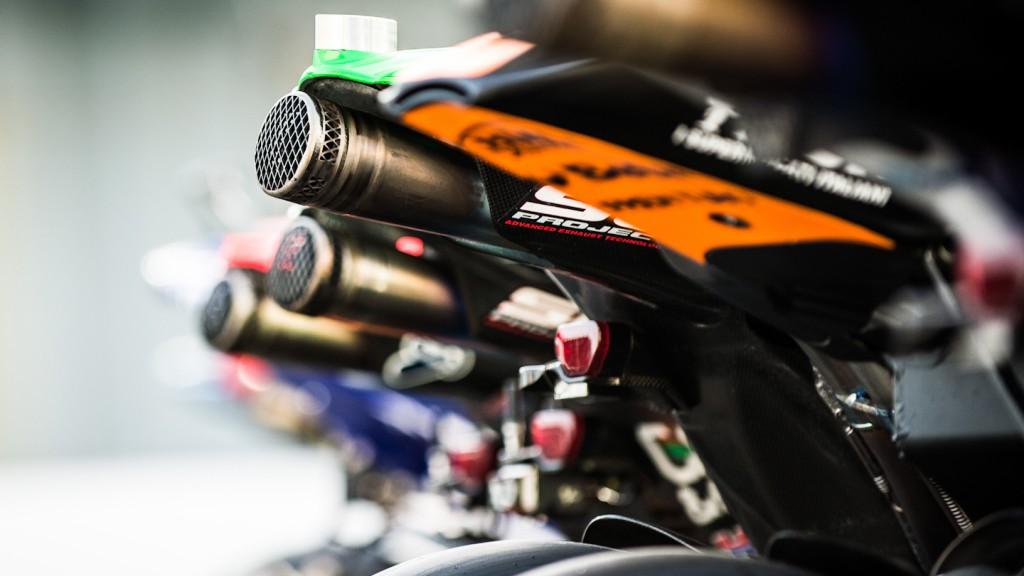 MotoGP BIkes, Qatar - © Copyright Scott Jones, PHOTO.GP