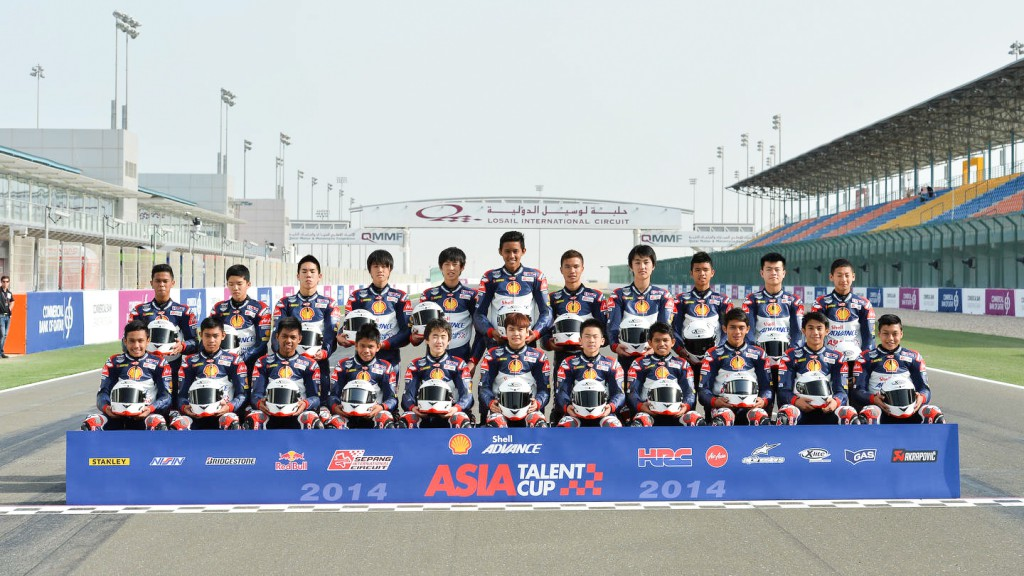 Shell Advance Asia Talent Cup Line Up