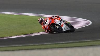Andrea Dovizioso, Ducati Team, QAT FP3