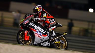 Sandro Cortese, Dynavolt Intact GP, QAT FP3