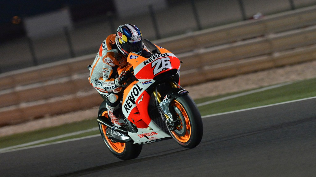Dani Pedrosa, Repsol Honda Team, QAT FP3