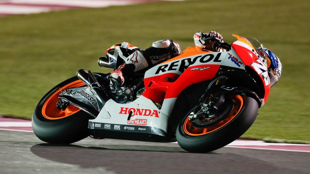 Dani Pedrosa, Repsol Honda Team, QAT