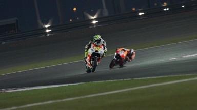 Andrea Iannone, Pramac Racing, QAT FP3