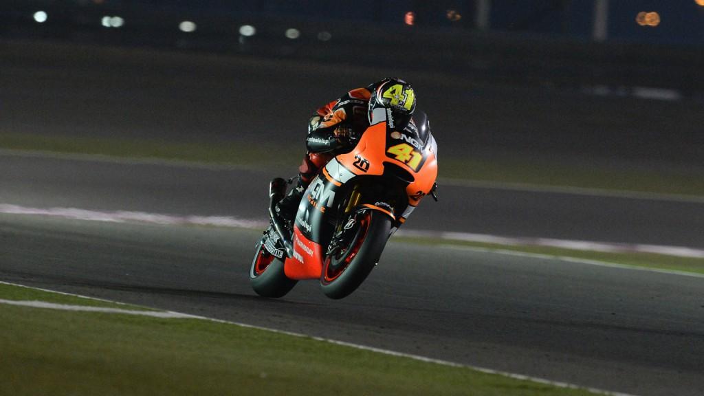 Aleix Espargaro, NGM Forward Racing, QAT FP3