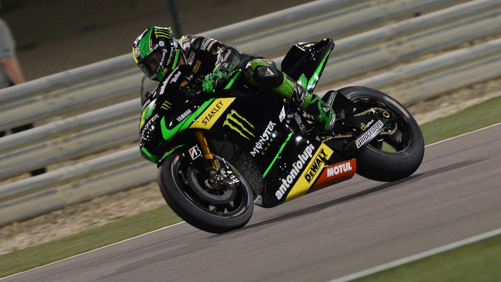 Pol Espargaro, Monster Yamaha Tech 3, QAT FP3