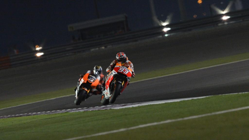 Marc Marquez, Repsol Honda Team, QAT FP3