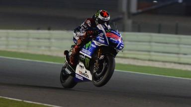 Jorge Lorenzo, Movistar Yamaha MotoGP, QAT FP3