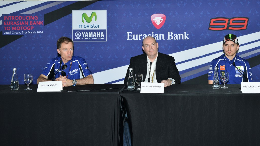 Press Conference Introducing Eurasian Bank