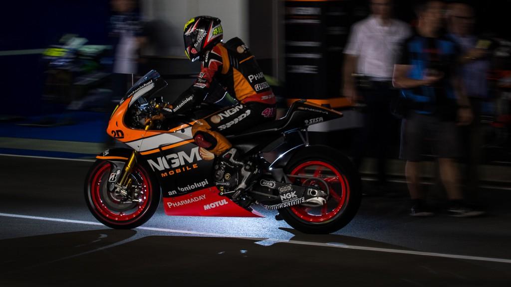 Aleix Espargaro, NGM Forward Racing, QAT FP3 - © Copyright Scott Jones, PHOTO.GP