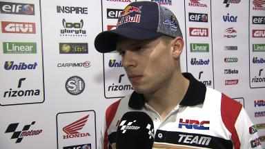 Bradl expecting race-long fight in Qatar