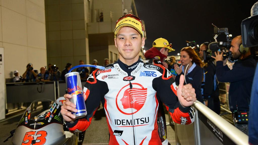 Takaaki Nakagami, IDEMITSU Honda Team Asia, QAT QP