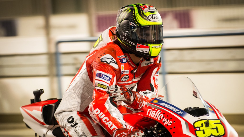 Cal Crutchlow, Ducati Team, QAT - © Copyright Scott Jones, PHOTO.GP