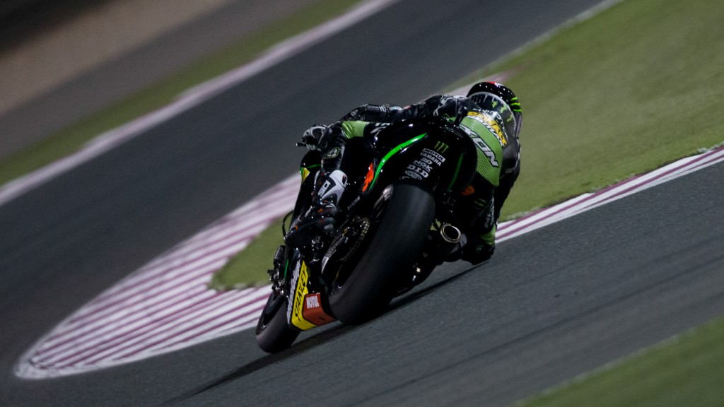 Bradley Smith, Monster Yamaha Tech 3, QAT Q2