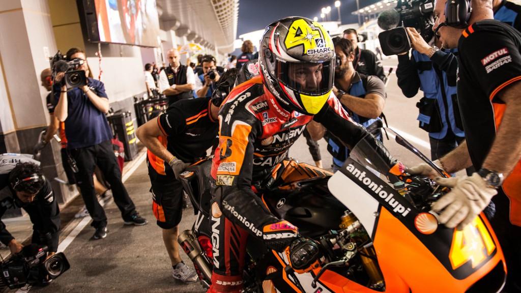 Aleix Espargaro, NGM Forward Racing - © Copyright Scott Jones, PHOTO.GP