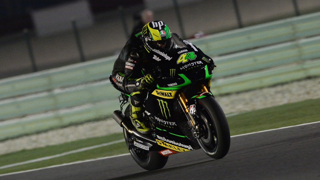 Pol Espargaro, Monster Yamaha Tech 3, QAT Q1