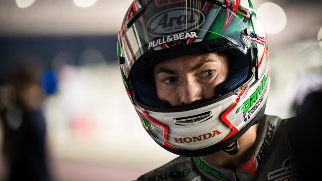 Nicky Hayden, Drive M7 Aspar, QAT - © Copyright Scott Jones, PHOTO.GP