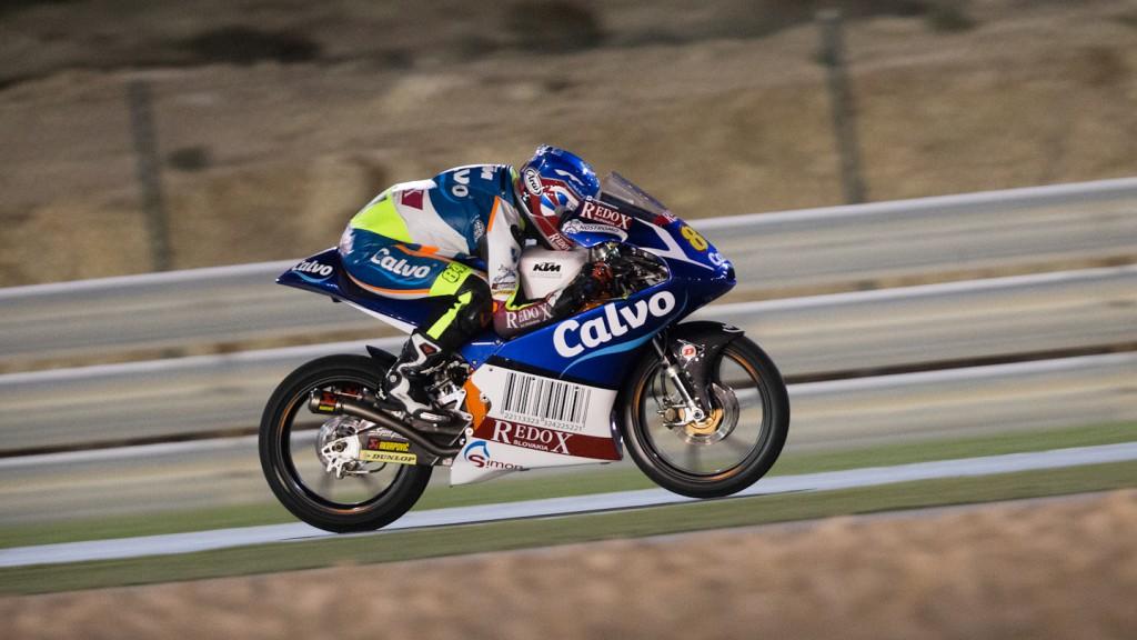 Moto3, QAT QP
