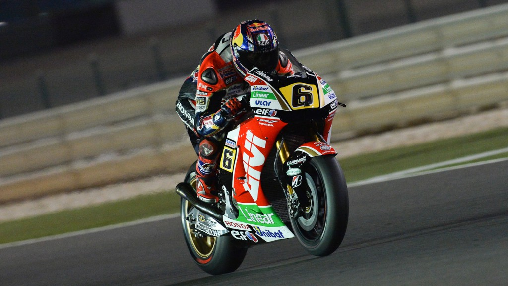 Stefan Bradl, LCR Honda MotoGP, QAT RAC