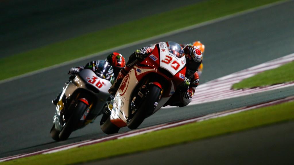 Moto2 QAT RAC