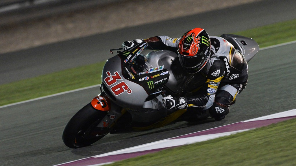 Mika Kallio, Marc VDS Racing Team, QAT RAC