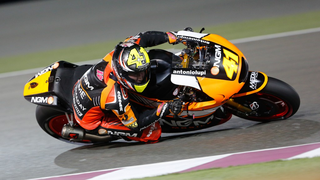 Aleix Espargaro, NGM Forward Racing, QAT RAC