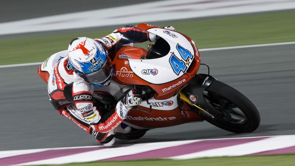 Miguel Oliveira, Mahindra Racing, QAT RAC