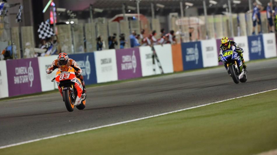 Gran Premio de Qatar 2014 46rossi,93marquez,francomorbidelli,italtransteammoto2,qatarrace,testaction_4gn_8968_slideshow_169