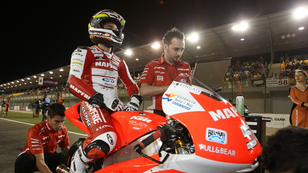 Juanfran Guevara, Mapfre Aspar Team Moto3, QAT RAC